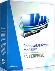 Remote Desktop Manager Enterprise crack Patch license key