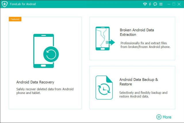 Aiseesoft FoneLab for Android Crack free