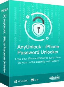AnyUnlock - iPhone Password Unlocker crack