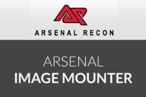 Arsenal Image Mounter Pro free