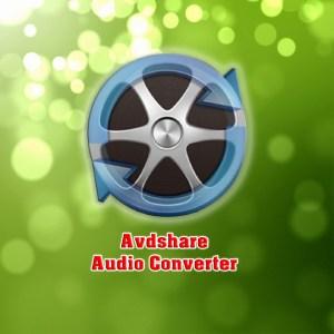 Avdshare Audio Converter crack