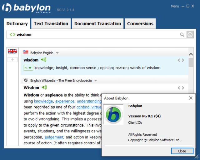 Babylon Pro NG crack free