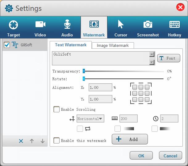 Gilisoft Screen Recorder crack free