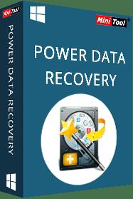 MiniTool Power Data Recovery 9.2