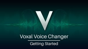NCH Voxal Voice Changer Plus free