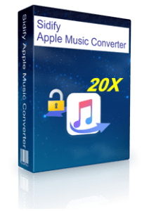 Sidify Apple Music Converter crack free