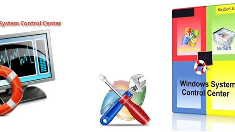 WSCC - Windows System Control Center crack free