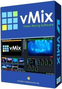 vMix Crack Download 23.0.0.67 (x64)