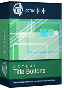Actual Title Buttons 8.14.5
