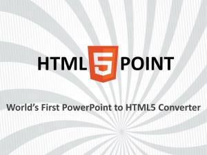 DigitalOfficePro HTML5Point Full Crack