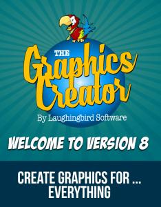 Laughingbird Software The Graphics Creator 8 v1.3.36