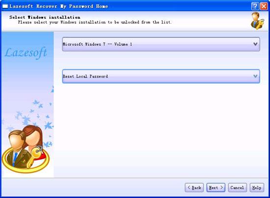 Lazesoft Recover