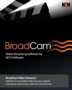 NCH BroadCam Pro 2.35