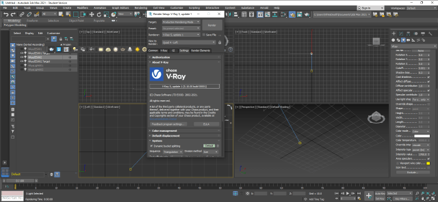 V-Ray For 3ds Free