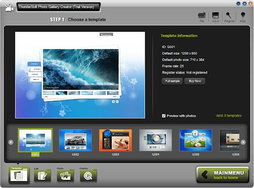 ThunderSoft Photo Gallery Creator Crack