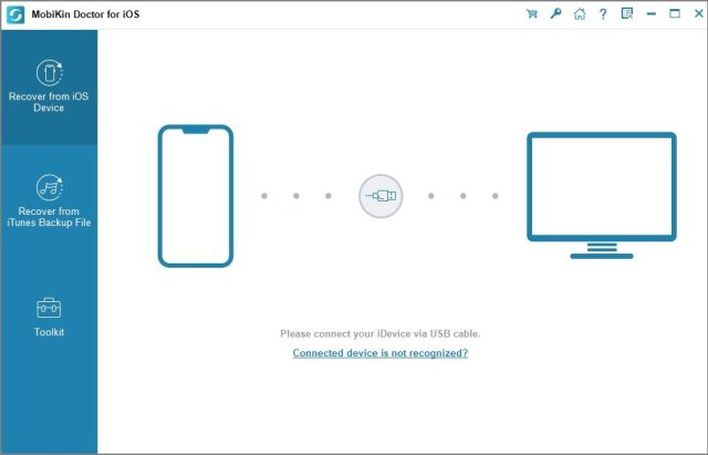 MobiKin Doctor for iOS Cracj