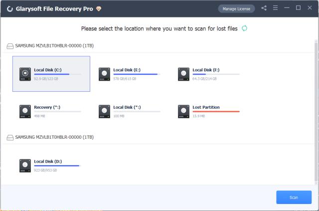 Glarysoft File Recovery Pro Patch