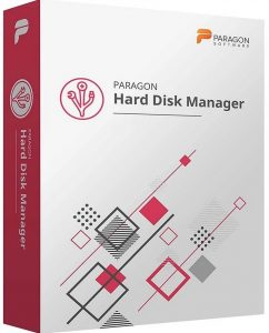 Paragon Hard Disk Manager 17 Business 17.16.6 + WinPE