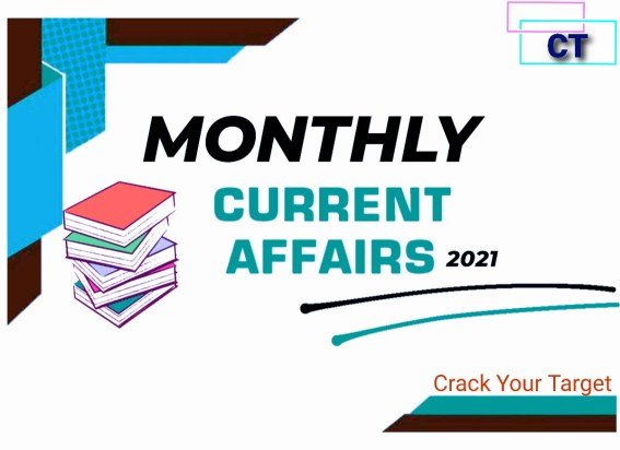 Monthly current affairs february 2021