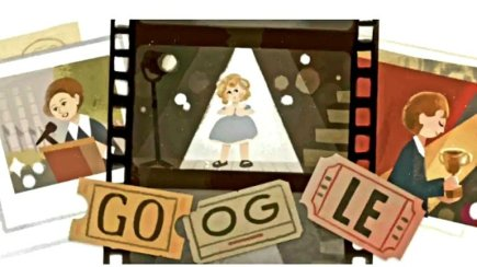 Google Doodle celebrates honours Hollywood icon Shirley Temple with an animated graphic