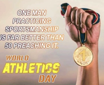 World Athletics Day