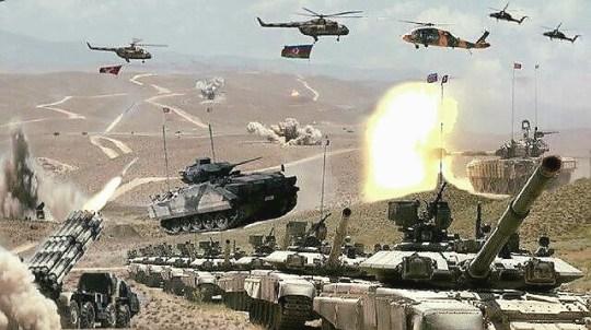Turkey, Azerbaijan begin joint military drills