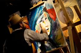 Evento Art Battle - Live Panting