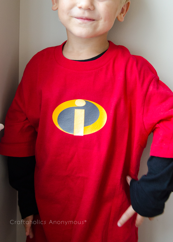 handmade incredibles costume