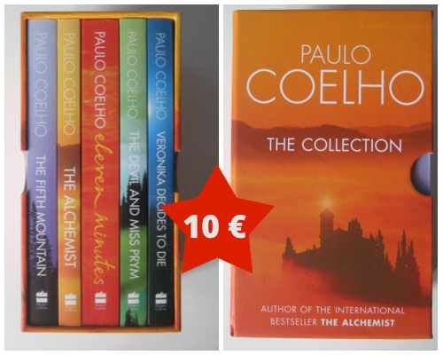 Paulo Coelho The collection