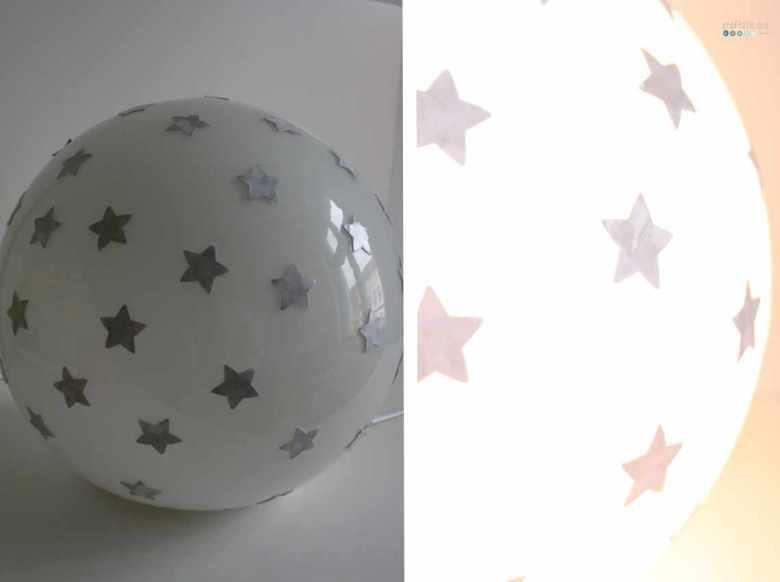 starry lamp