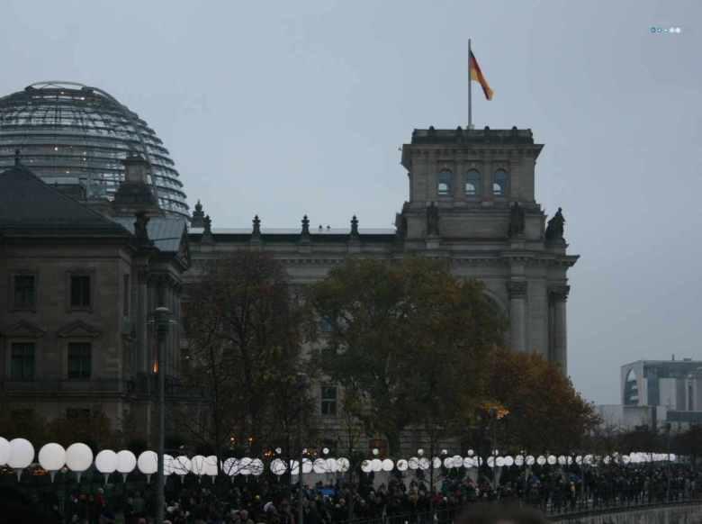 lichtgrenze Reichstag