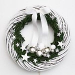 White Wreath Inspiration :: It's this time of the year