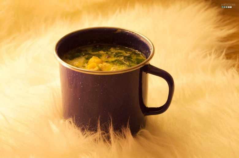 yummy Lohikeitto finnish salmon soup