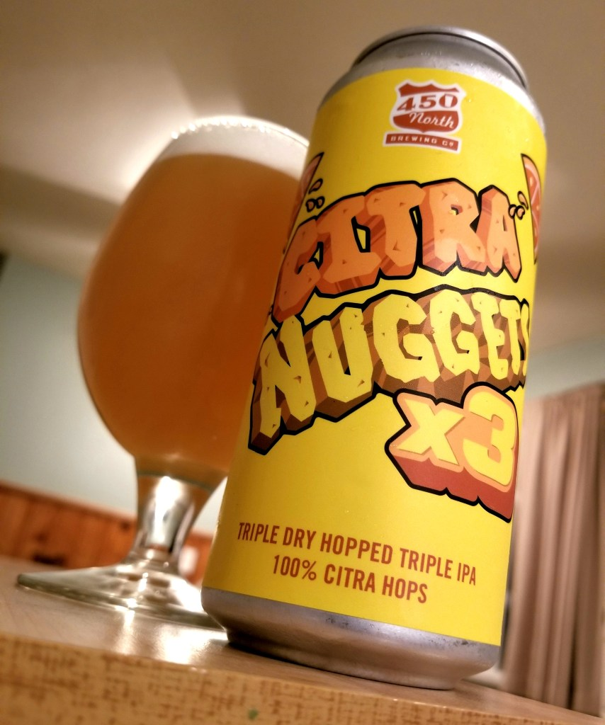 450 North Brewing Citra Nuggest x3