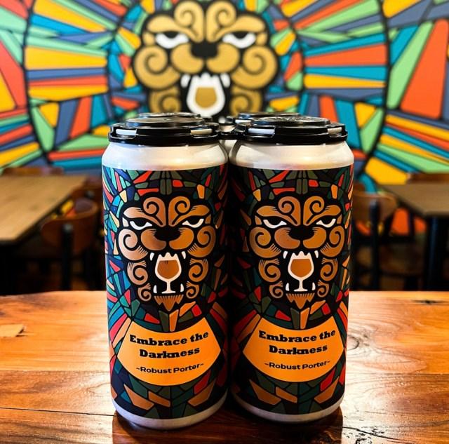 Little Beast Embrace the Darkness Robust Porter Portland Oregon Go Drink This Beer Craft Beer Treasure Culinary Treasure Network Steven Shomler