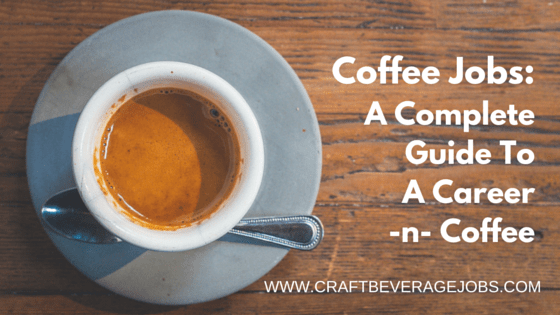 Coffee Jobs: Complete Guide To A Career In Coffee