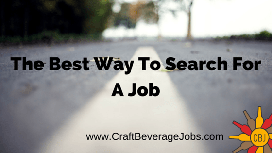 The Best Way To Search For A Job