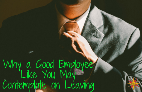 Good Employee Leaving