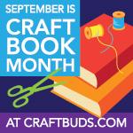 Craft Book Month at Craft Buds