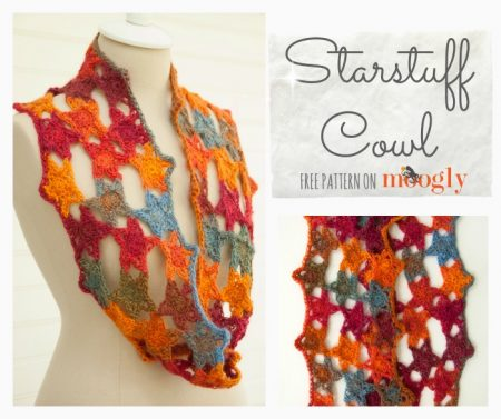 10 Beautiful One Skein Cowl crochet patterns   CraftCoalition.com
