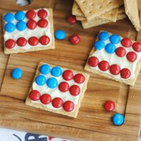 Easy Patriotic Snack for Kids