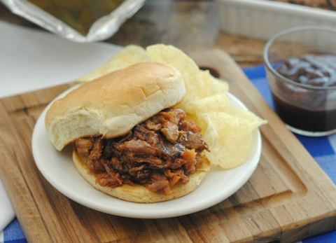 This easy BBQ Pork Sandwich recipe is easy to make and will leave your family asking for more!
