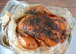 We show you how to cook fool-proof juicy and tasty turkey for your Thanksgiving dinner!