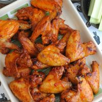 Best Ever Buffalo Keto Chicken Wings Recipe