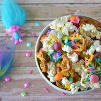 Troll Party Snack Mix
