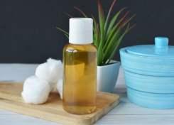 Essential Oils for Acne DIY Tea Tree Basil Acne Toner