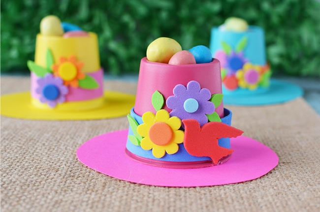 Springtime Bonnets K Cup Crafts To Make Craft Craft Create Cook
