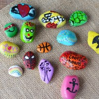 Why are Painted Rocks Hidden Everywhere?