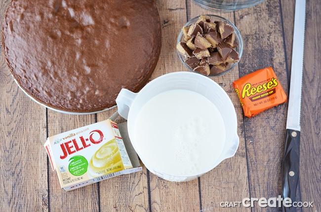 Chocolate Peanut Butter Trifle Recipe