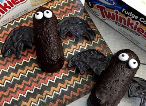 Easy No Bake Chocolate Bats